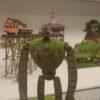 ラピュタ!トトロ!宇宙戦艦ヤマト!江田島市の地元モデラー奥本氏の作品が学びの館に!