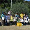 オリーブ収穫体験を通した交流会